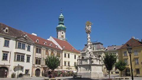 Radurlaub Ungarn und Oesterreich