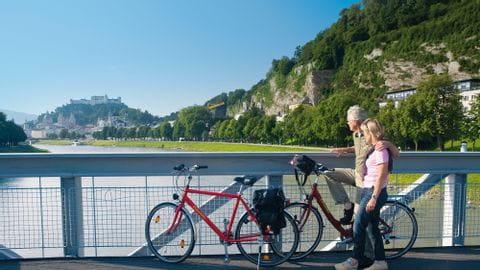 Radreise Salzburg