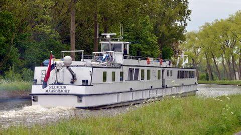 Rad und Schiff MS Fluvius