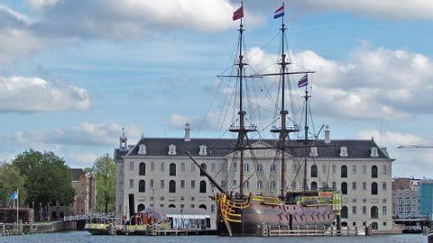 Amsterdam Radurlaub rund um das Ijsselmeer