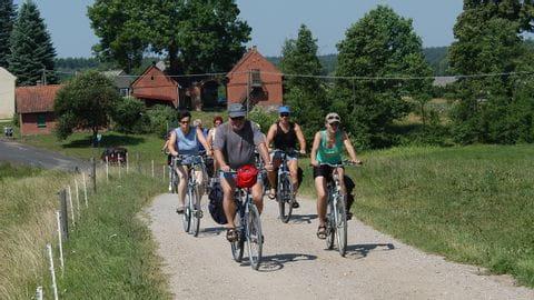 Fahrradreise Masuren