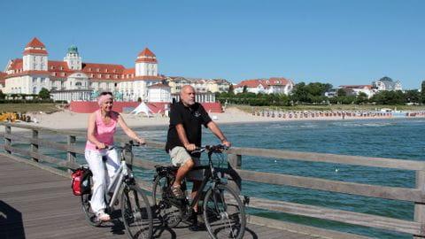 Radreise Ostsee
