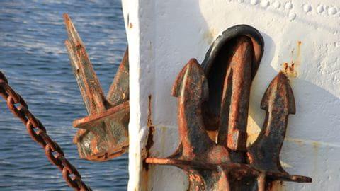 Rad und Schiff England