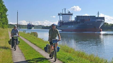 Radreise von Bremen nach Kiel