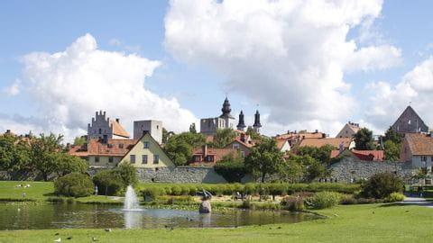 Radreise Gotland
