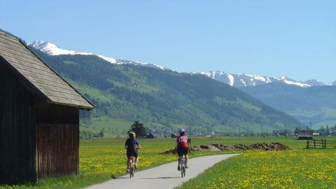 Radreisen Mur Radweg