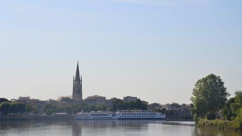 Schiffsreise MS Bordeaux
