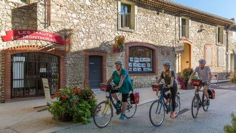 Fahrradurlaub Frankreich