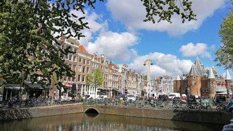 Radreise Ijsselmeer Amsterdam