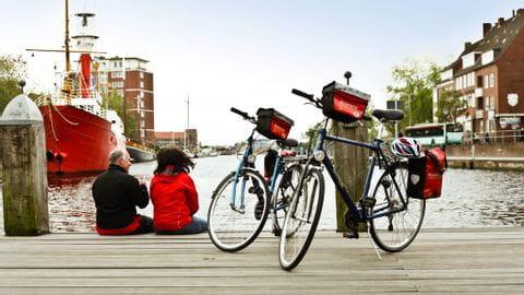 Bike Tour Ems