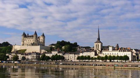 Radurlaub Loire