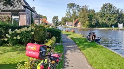 Radreisen IJsselmeer