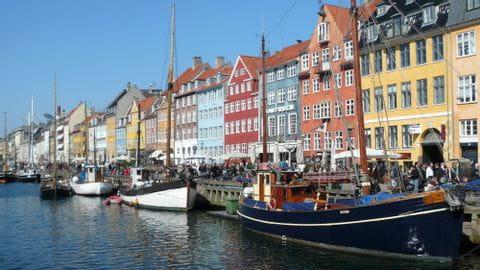 Radreisen Dänemark
