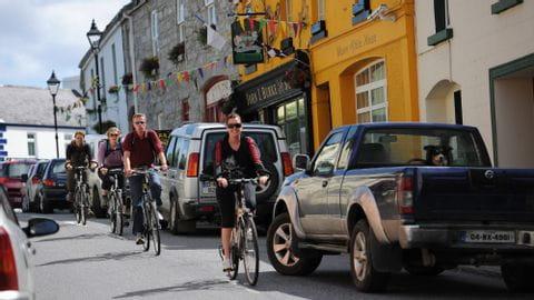 Radreisen Irland