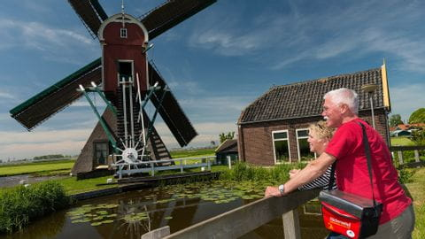 Cycle holidays netherlands