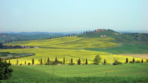Fahrradreise Toskana