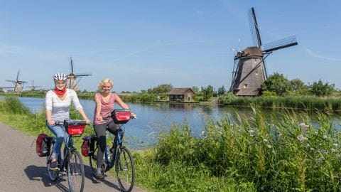 Bike&Ship tours Holland