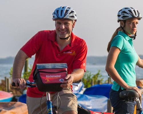 Bike tours roundtrips