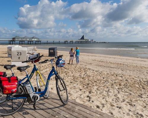 Bike tours electric bike