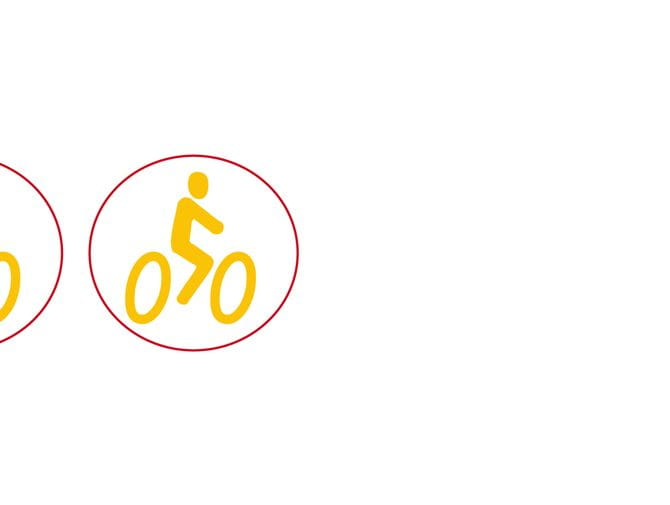 Radreisen leicht-mittelschwer