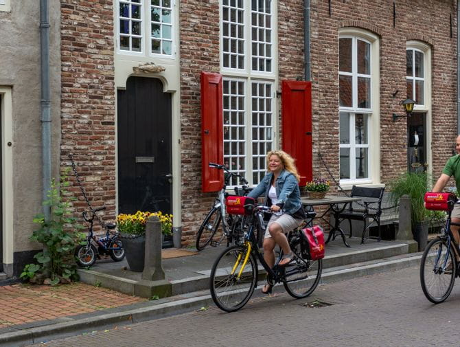 Radurlaub Holland