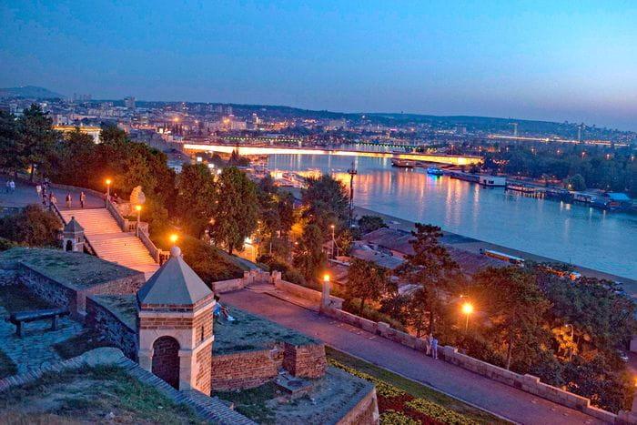 Radreisen Ungarn