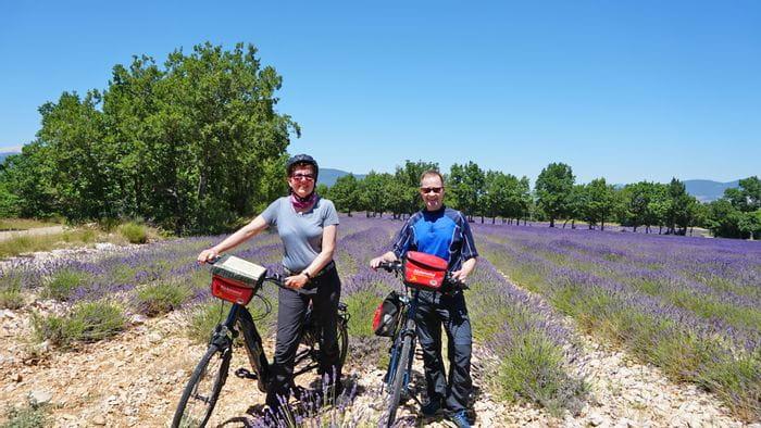 Reisebericht Radreisen Provence
