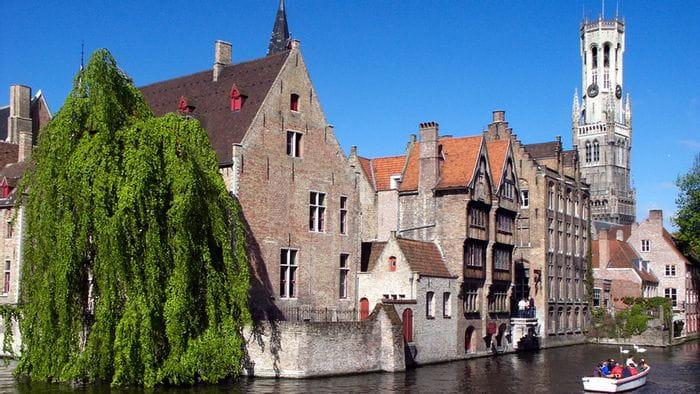 Radreise Flandern