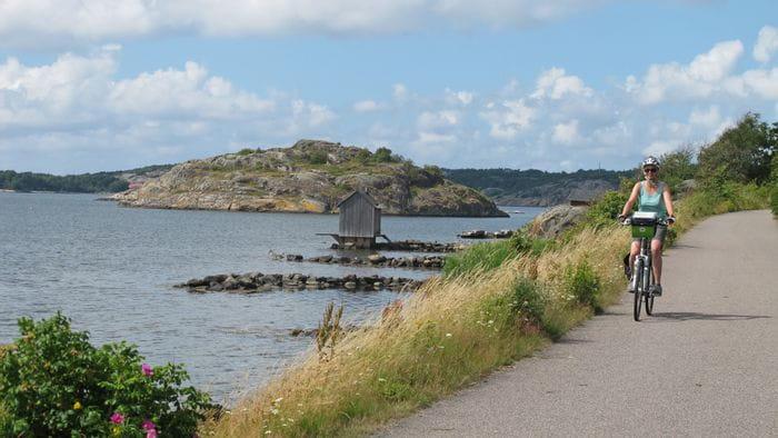 Fahrradreise Schweden